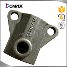 custom iron casting railway lock spare part with OEM