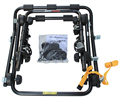 BC-7515 Car bike rack bear weight capacity 45KG car carried bicycle rack high mount bike carrier 3 bikes made in Taiwan