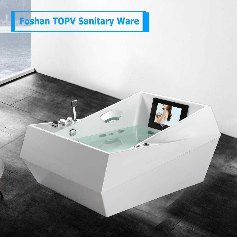 Custom Made Bathtub / Extra Large Freestanding Bath / Foshan ...