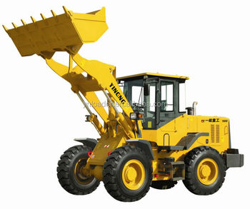 3 TON SHOVEL LOADER TAIAN LUNENG MACHINERY