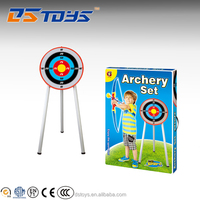 Promotion sports toys safety bow and arrow set archery target