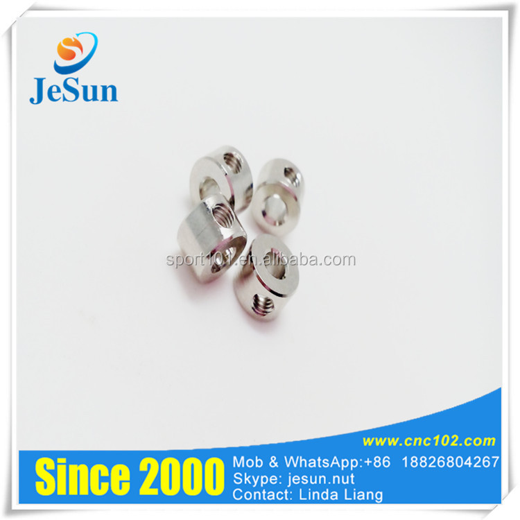 Custom Made Satinlee Steel Joint Connector Nuts