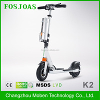 Fosjoas K2 Airwheel Z3 Latest child electric scooter new products 2016 with handles With Demountable Battery App