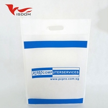 Top quality cheap foldable promotional laminated non woven shopping bag