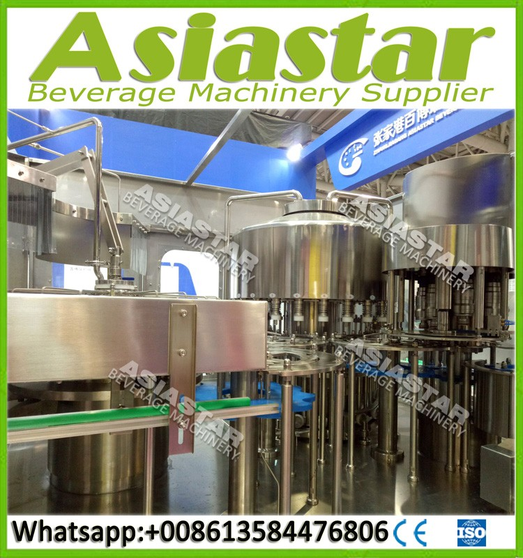 Pure Mineral Water Production Line/ Filling Machine/ Processing Plant