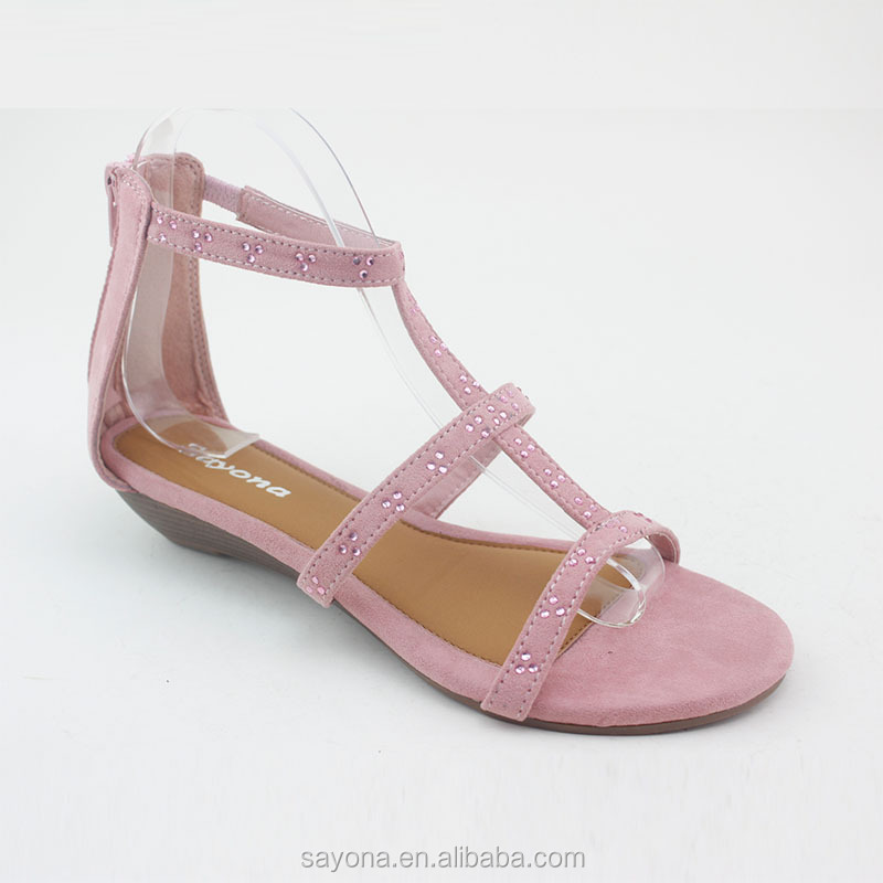 popular styles producer new collection of sandals