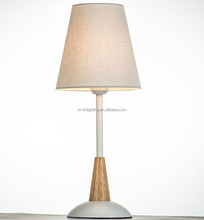 Simple modern bedroom bedside lamp creative warm table lamp