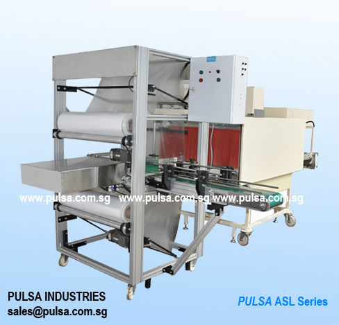 Shrink Wrapping Machine / Sleeve Wrapping Machine