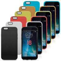 2014 hot selling tpu phone case for iphone 6, for iphone 6 honeycomb tpu case cover
