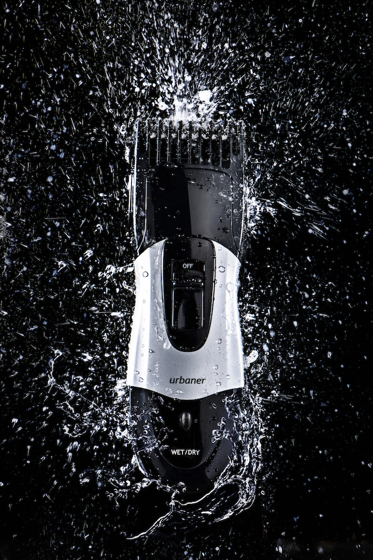 MB-333 Professional Waterproof Electric Hair Shaving Trimmer