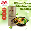 wheat germ dried mushroom noodles high nutrition food