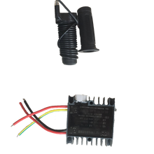 Electric forklift dc motor speed Controller ,mechanical speed governor for electric car