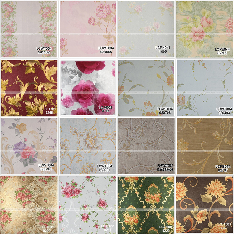 wallpaper prices for decorative sub-box wallpaper for living room