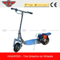 49cc 2 Stroke Mini Gasoline Motor Scooter(GS301)