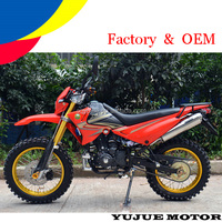 classic off road motorbike/chinese dirt bike/automatic dirt bike 250cc