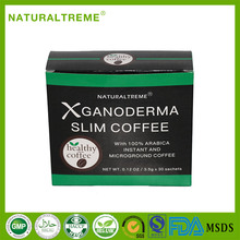 Best Healthy Coffee GANODERMA Slim Coffee with 100% Arabica instant and microground Coffee
