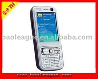 Original Unlocked N73 Mobile Phone 3.2 M Camera With Visual Radio
