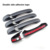 Carbon fiber car accessories chrysler 300c door handle parts