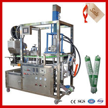 machine for strong adhesive polyurethane sealant