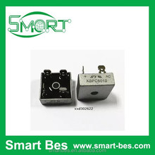 Smart Bes KBPC5010 50A 1000V DIP full bridge rectifier bridge (DIODE RECT BRIDGE 50A 1Kv)