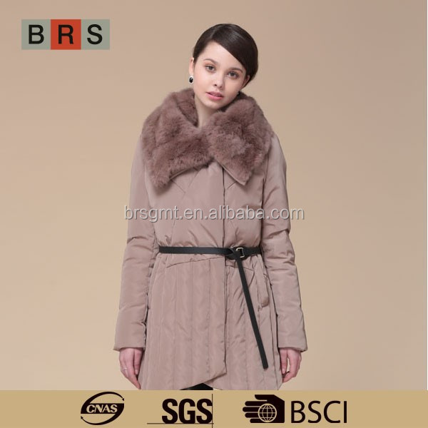 2015 new style winter coat for women/women house coat