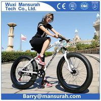 "Best supplier 26"" big tire 7speed beach cruiser bicycle/ fat bike/fat bicycle, direct factory selling original bicycles"