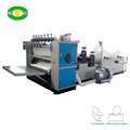 6 line automatic drawing type facial tissue paper machine