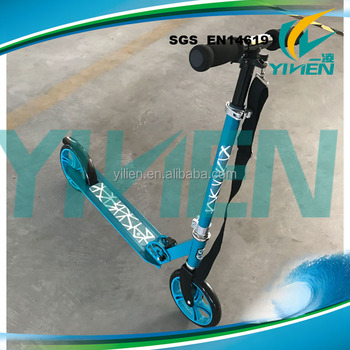 Cheap price 200mm wheels flicker scooter for adults wholesales