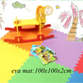 EVA Non-toxic and tasteless playground foam mats for children