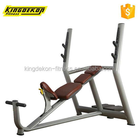 KDK1638 power fit Gym Equipment Incline Bench Best Selling Machines