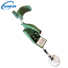 Best performance gold detecting machine, deep earth metal detector