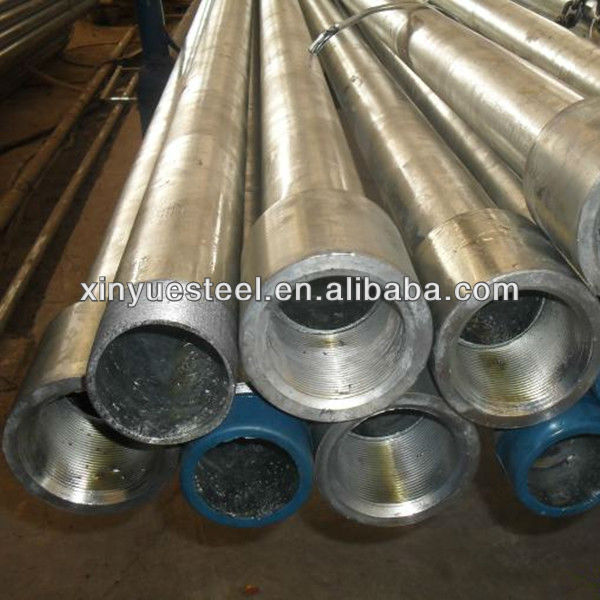 Threaded Steel Pipe 2.5 inch