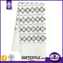 100 cotton hot sale cheap white kitchen tea towel in stock