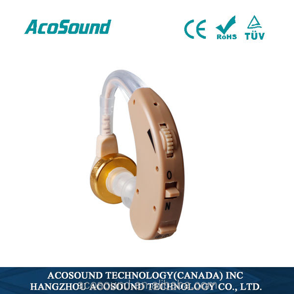 Analogue Hearing Aids Personal Sound Amplifier