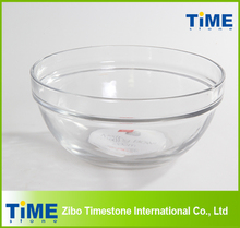 Crystal Glass Transparent Glass Bowl