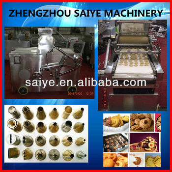 hot sale All-purpose Cookie and Cake forming Machine 0086-18638277628