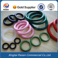 white color NBR/viton/EPDM oil pipe rubber o ring /sealing rubber o ring for jug/stopper