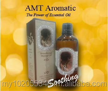 AMT Aromatic - Aromatherapy Soothing Oil