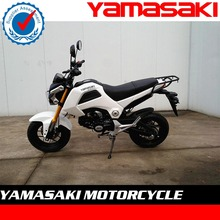 50cc two wheels gas powered motorcycle with EEC for adult