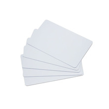 Manufacturing Plastic White Blank PVC ID <strong>Card</strong> Size CR80 thermal Printable PVC ID <strong>Card</strong>