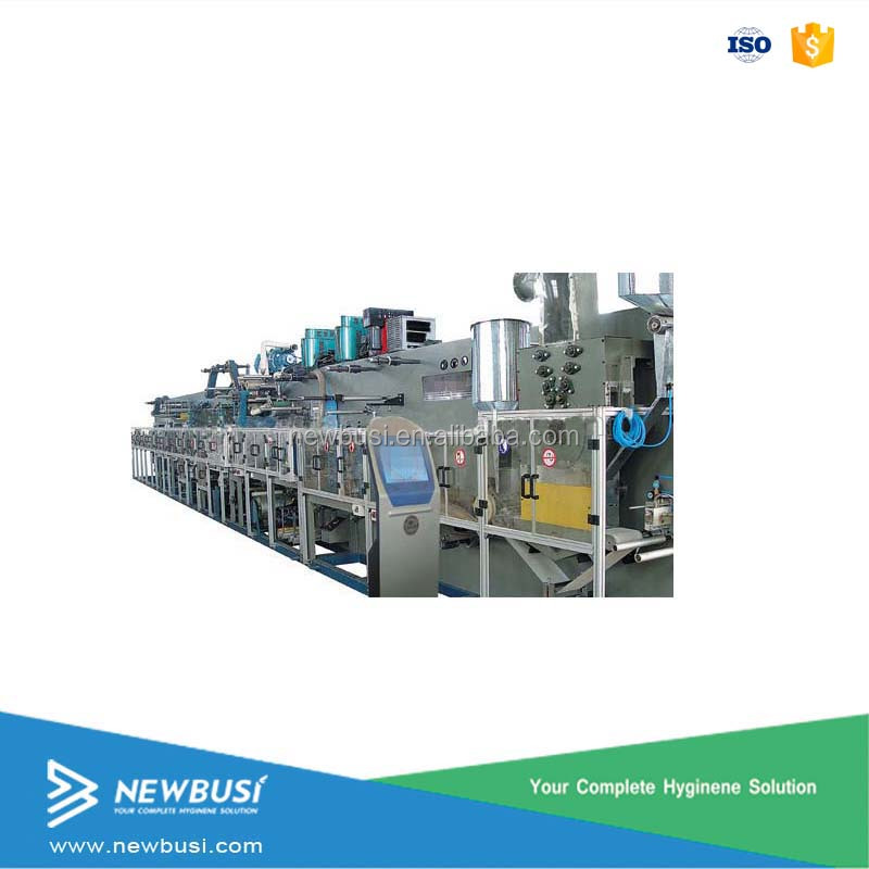 High quality Baby Diaper Production Line Of China Supplier