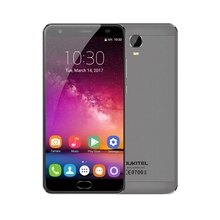 New Product Oukitel K6000 Plus Mobile Phone 5.5inch Octa Core 6080mAh Fingerprint Smartphone