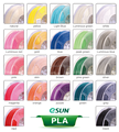 ESUN 3mm PLA filament for 3D printer