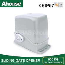 metal sliding gate automation