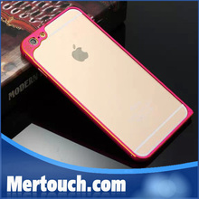 for iPhone 5 metal aluminum bumper case , for iphone 5s metal aluminum bumper case , for apple iphone 6 metal aluminum bumper