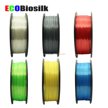PLA 3d printing Silk Filament 1.75mm Polymer Composites Material with +/-0.03mm tolerance