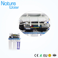 6 stage 50GPD household RO system with UV light