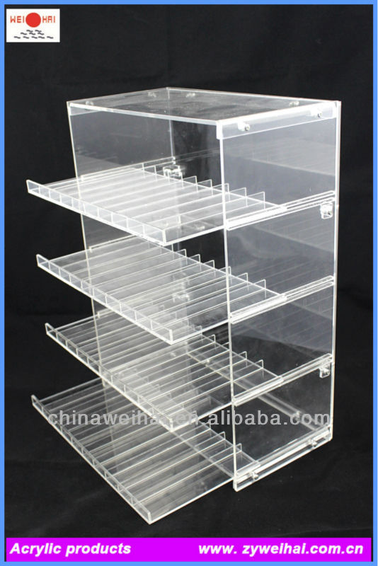 acrylic t shirt display racks