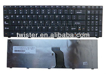 Laptop keyboard RU US Keyboard black for IBM LENOVO G560 G565 Series