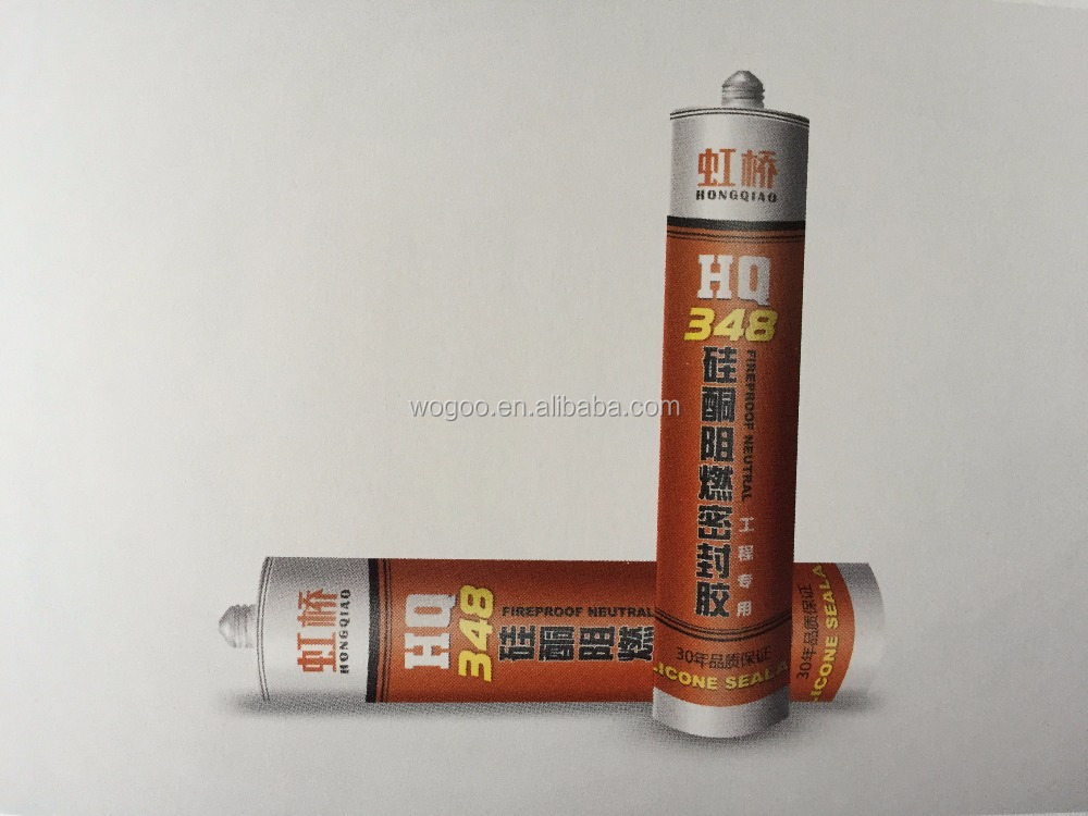 Good Fireproof neutral silicone sealant